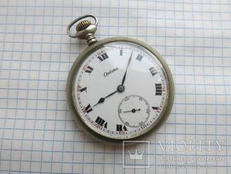 Карманные часы Optima