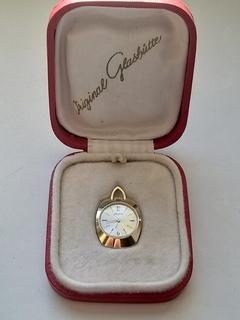 Часы-кулон Glashütte Original Гласхютте в родной коробке