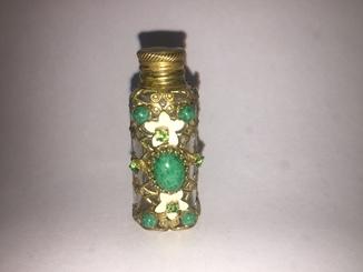 Чешский парфюмерный флакон