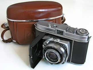 Retina Ib,1954 год,Kodak AG,Германия.