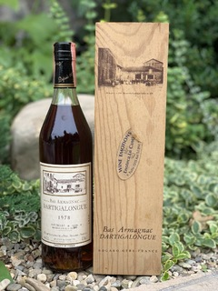 Armagnac Dartigalongue 1978