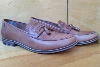 Туфли пени лоферы Next р-р. 43-й (28 см)