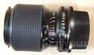 TAMRON  70-210 mm   1:4-5,6   Ф52  Japan.