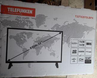 Телевизор TELEFUNKEN Германия Новый