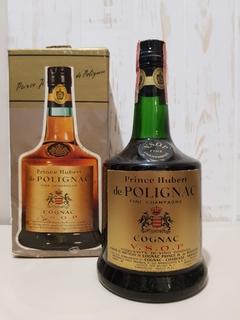 1970-80S Prince Hubert de Polignac Cognac V.S.O.P  40%vol. 75cl.+BOX