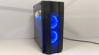 Игровой компьютер NG i5-7600K/16gb DDR4/GeForce GTX1070 8GB/SSD 240GB/HDD 1TB