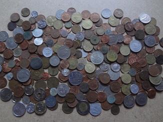 Иностранные монеты  5