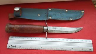 """Шведский нож """"Мора""""."""