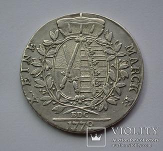 Талер 1778 года