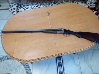 """Гладкоствольное ружьё """"Lefauchex"""" 12 калибр"""