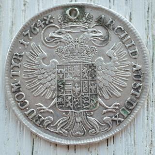 1/2 Талера 1764  Марии Терезии