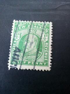 Новая Зеландия 1909 год