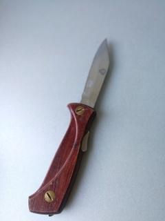 Складной нож Eka. Швеция. N2.