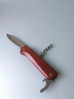 Складной нож Eka. Швеция. N3.