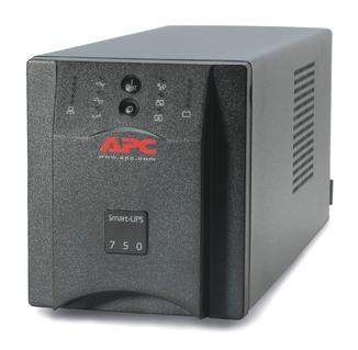 ИБП (UPS) линейно-интерактивный APC Smart-UPS 750VA (SUA750I)