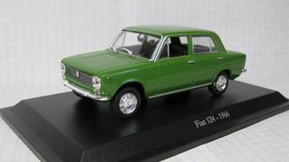 Fiat 124 (ВАЗ 2101) Norev 1:43 новий в блістері №2
