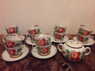 Чайный набор Барановка