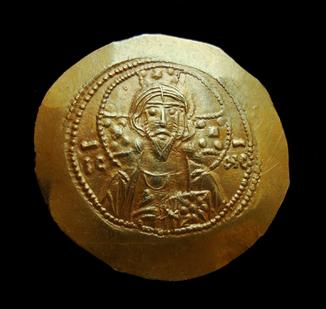 Гистаменон номизма Михаил VII, 1071-1078 гг.