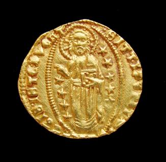 Цехин Франческо Фоскари 1423-57 гг.