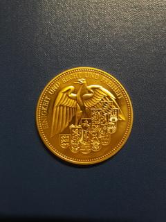 Медаль Федеративной Республики Германия DGG/Единств и закон и свободао