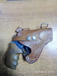 Револьвер под патрон Flobert