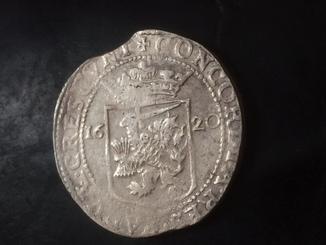 Талер 1620 г. Западная Фрисландия. Голландия-Зеландия