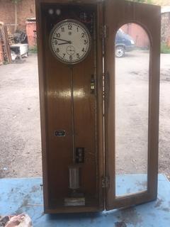 Часы электропервичные ЭЧЛ 1969 год