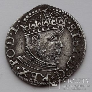 Трояк Стефан Баторий 1585 г.