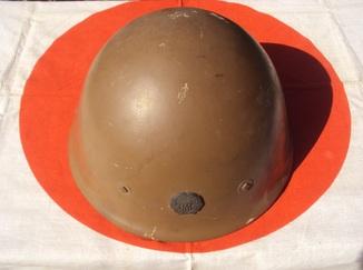 Шлем ГО Япония, 1944-45 год.