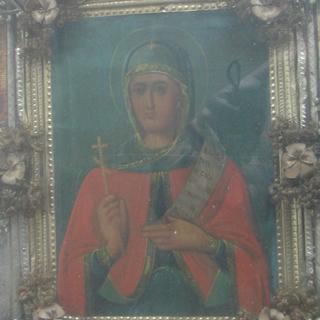 Икона.Великомученица Параскева Пятница.