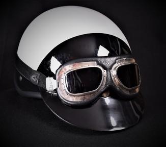 Мотоциклетный шлем очки Higway Германия