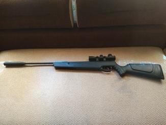 Пневматический винтовка Ekol Ultimate ES450 с оптическим прицелом BUSHNELL 4x28 EG