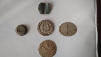 Капен , Кокарда, Заготовка жетон Австро-Венгрия