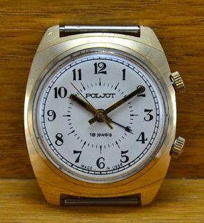 Часы СССР Полет будильник