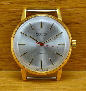 Часы СССР Восток AU20