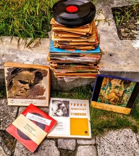 Колекція пластинок