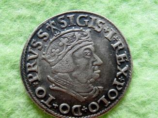 3 гроша 1538