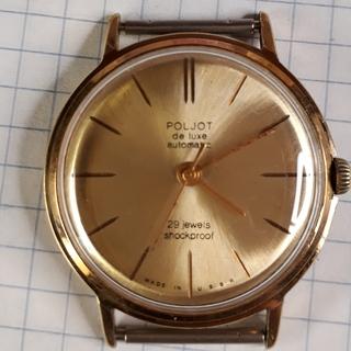 Часы POLJOT de luxe automatic AU 20