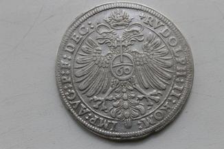 6о Крейцерів місто Нюрнберг 1612р