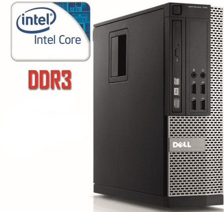 Системный блок DELL 790 SFF i5-2400/DDR3 16Gb/SSD 240Gb