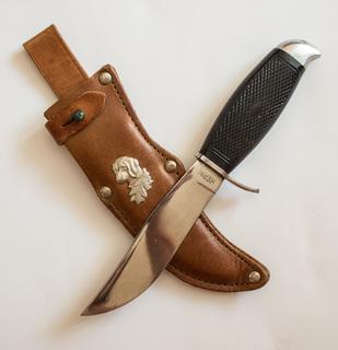 Нож охотничий номерной нож