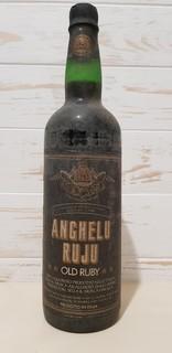 1969 Anghelu Ruju Old RUBY 720cc.  gr.18