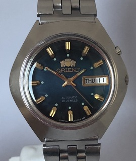 Часы Orient 70-e годы