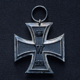 Железный Крест ІІ класса 1914, Германия