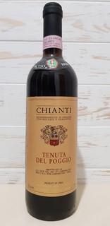 1996 Chianti Tenute Del Poggio 12%vol.   750ml.