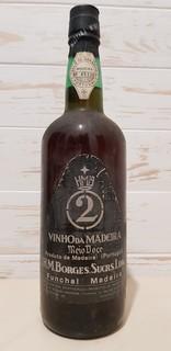 Vinho da madeira   75ctl.  gr.18   1970S