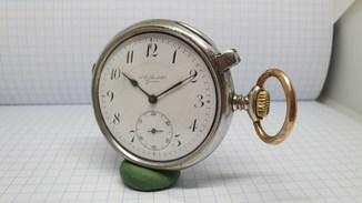 Часы карманные J.J.Badollet Geneve.