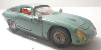 Модель Alfa Romeo Jiulia- TZ. СССР 1:3 TBILISSI