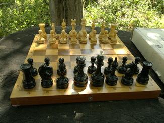 Шахматы 1978г. + доска 1979г. новые.