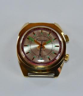Часы Полет будильник AU10-